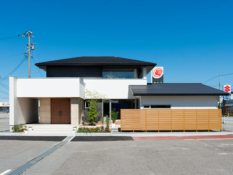 魚津展示場 咲楽 sara