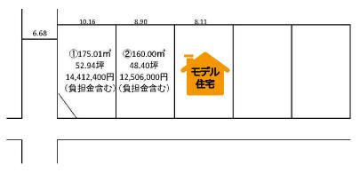 金沢市諸江町分譲地