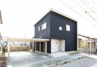 かっこ良くて住みやすいブルックリンヴィンテージの家 施工実例 |富山・石川の新築・注文住宅ならオダケホーム