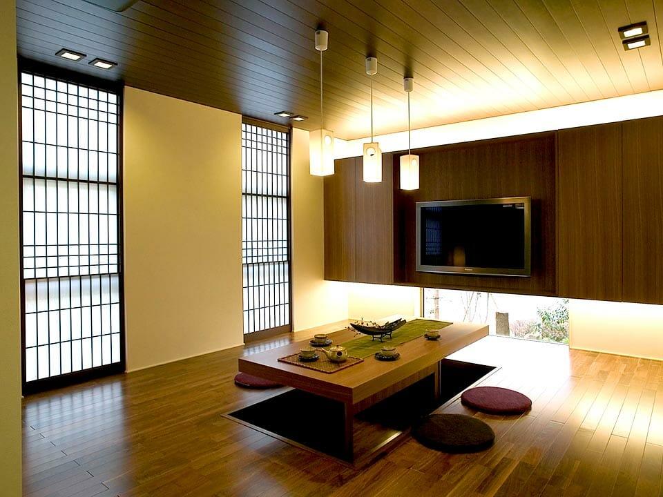 富山展示場 二世帯住宅 奏和