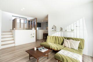 広々スキップフロアのある家|富山・石川の新築・注文住宅ならオダケホーム