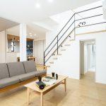 ツナガル スキップフロアのある家|富山・石川の新築・注文住宅ならオダケホーム