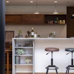 バーカウンターのある家|富山・石川の新築・注文住宅ならオダケホーム