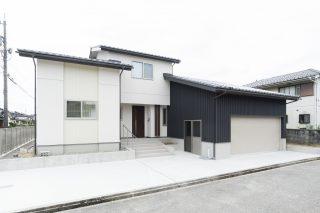 ビルトインガレージのある平屋のように暮らす家|富山・石川の新築・注文住宅ならオダケホーム